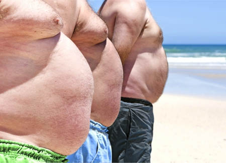Salute, l'obesità si trasmette geneticamente