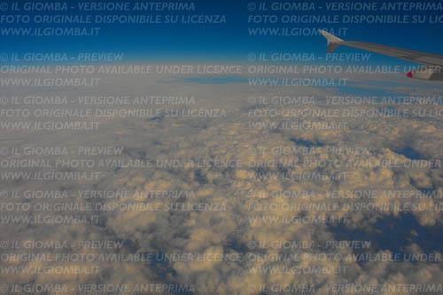 In aereo verso Palermo