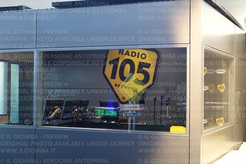 Radio 105 a Casa Sanremo