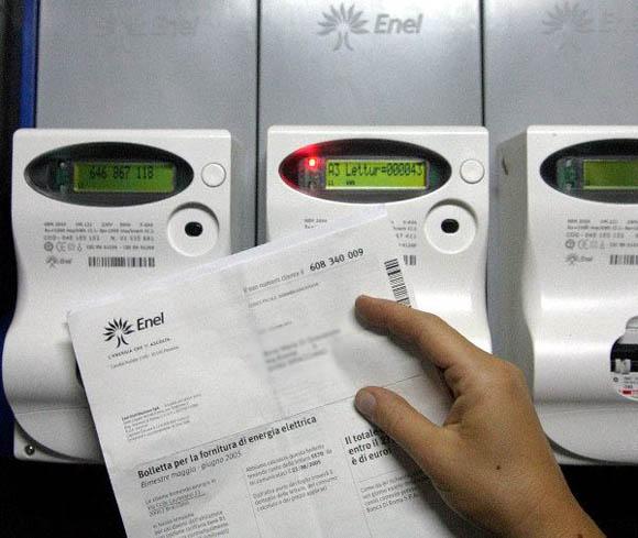 Enel lancia i nuovi contatori