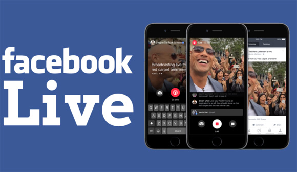 Facebook Live presto su un'applicazione dedicata?