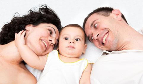 Genitori, il 70% ha un figlio preferito (ma non lo ammette)