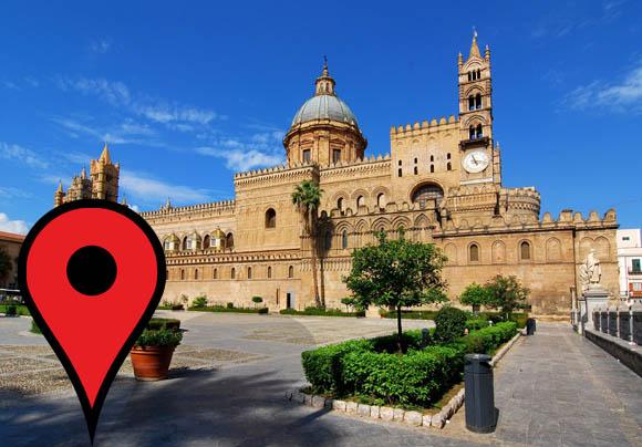 Palermo, alcune scoperte interessanti tramite Google Maps