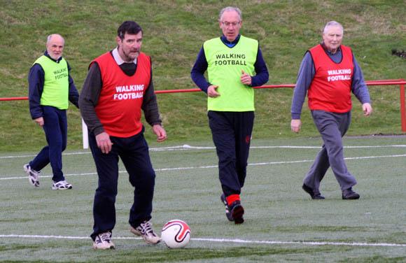 Sport - Giocare a calcio fa bene anche in vecchiaia