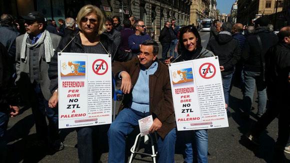 ZTL Palermo sospese dal TAR