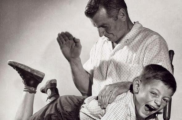 Bambini - No alle sculacciate