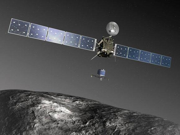 Scienza, la vita sulla terra arrivò con una cometa?