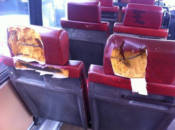 Napoli - Arrivano i bus anti vandali