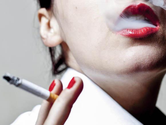 Smettere di fumare - Per le donne è meglio prima del ciclo