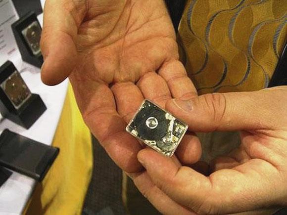 Tecnologia - L'Hard Disk più piccolo al mondo