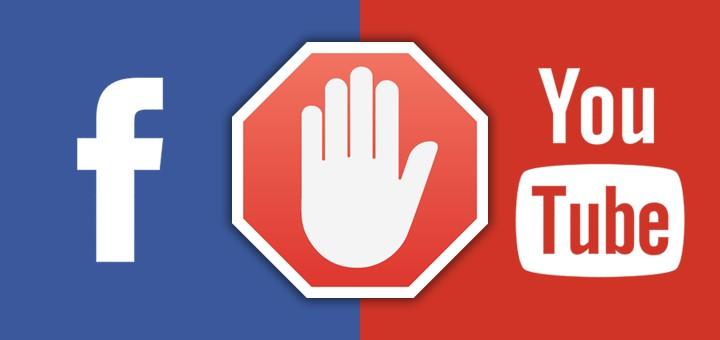 Facebook immune al blocco delle pubblicità: è polemica