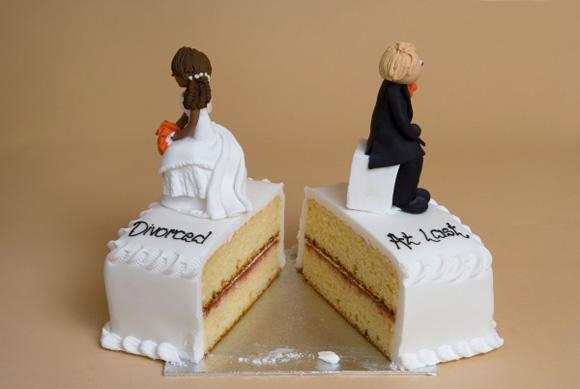 Divorzi, sempre di più avvengono per dieta e suocera