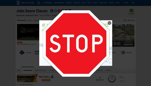 Google - Penalizzazioni per i siti con pubblicità invadenti