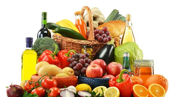 Tumori - Dieta mediterranea utile contro i tumori di testa e collo