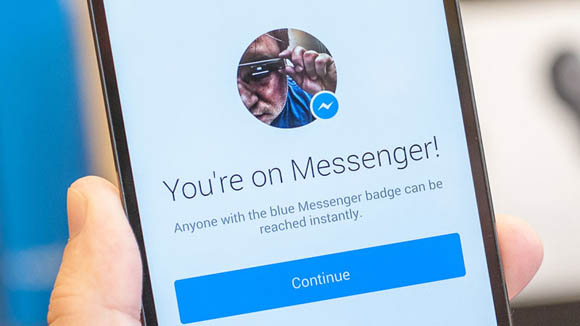 Messenger - Al via Instant Video