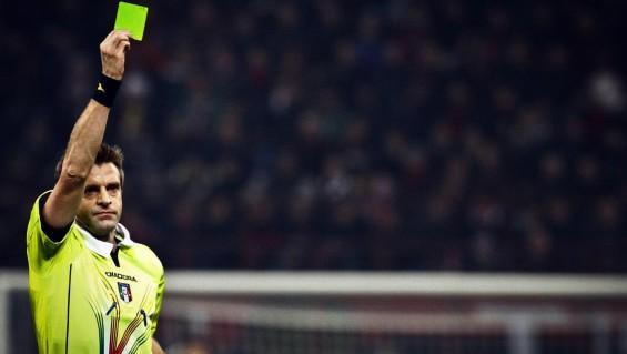 """Sport, Serie B: usato per la prima volta il """"Cartellino Verde"""""""