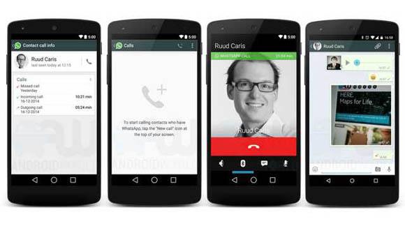 Whatsapp pronta al lancio delle videochiamate
