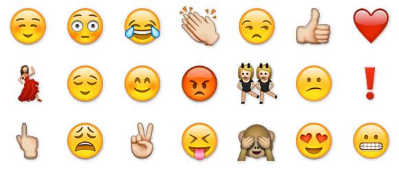 Emoticon, nel 2017 ne arriveranno altre 51 totalmente nuove