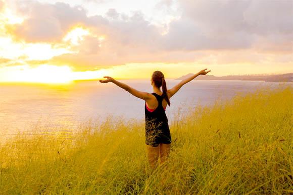 Salute - Pensare positivo salva dall'infarto