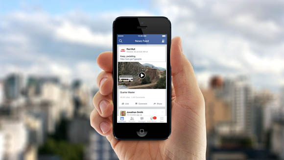 Facebook, al via, a breve, la pubblicità all'interno dei video