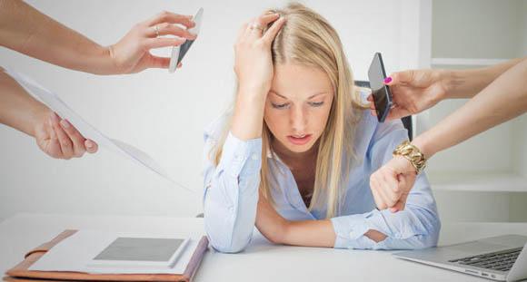 Psicologia - Lo stress parte dal cervello