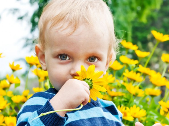 Bambini, troppa igiene fa male: aumenta il rischio di allergie