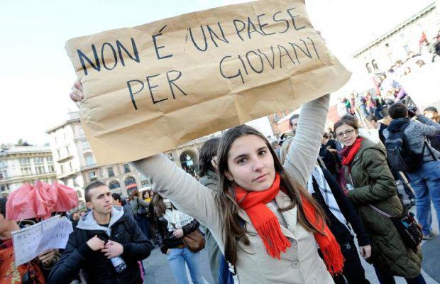 """Italia Paese di """"Bamboccioni""""? In Europa non va di certo meglio!"""
