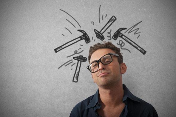 Salute - Contro il mal di testa basta un cerotto