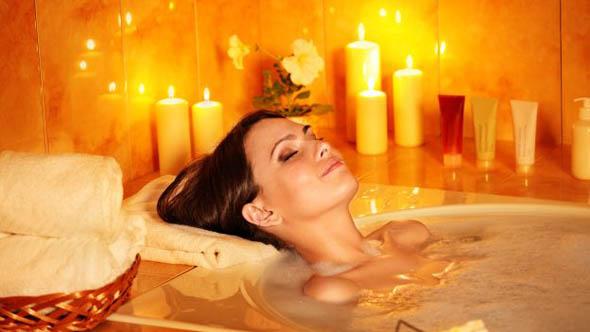 Salute, Curiosità: un bagno caldo fa bene come una pedalata in bici!