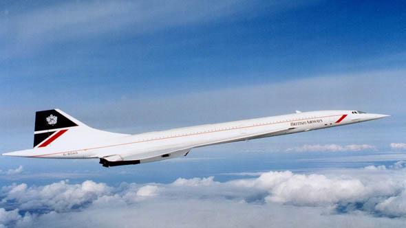 Tecnologia - Arriva Boom erede del Concorde