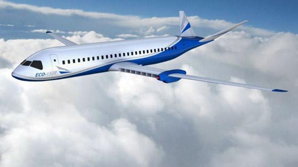 Ambiente, l'aereo elettrico presto realtà: meno inquinamento in vista!