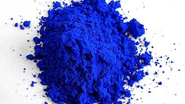 Curiosità - Scoperta una nuova tonalità di blu