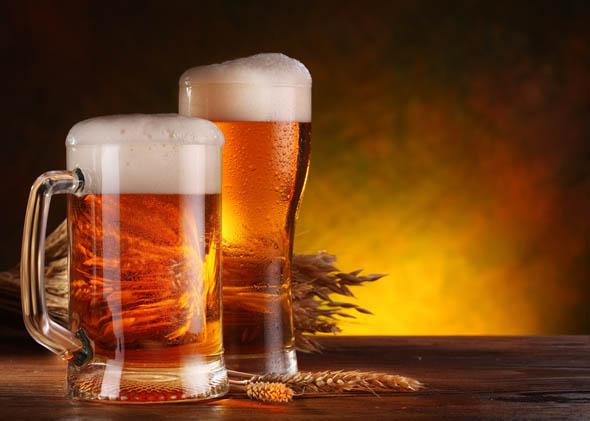 Salute. Curiosità: la birra? Un ottimo antidolorifico!