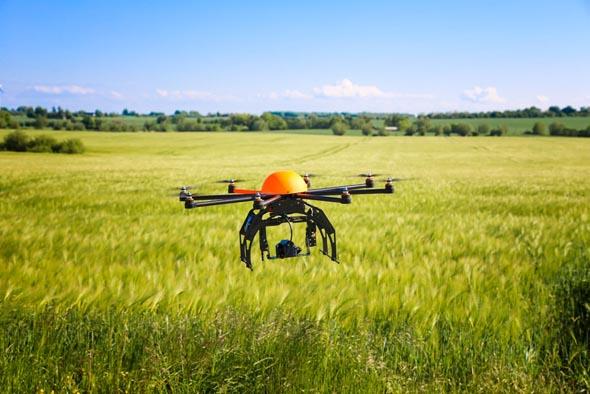 Tecnologia - Contro le zanzare arrivano i droni