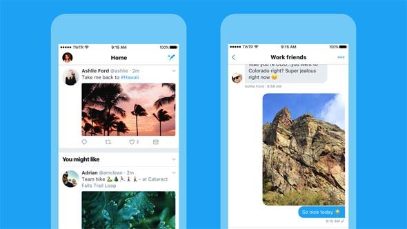Twitter si aggiorna e diventa tutto nuovo