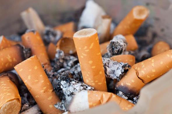 Ambiente, dai mozziconi di sigaretta arriva la strada del futuro
