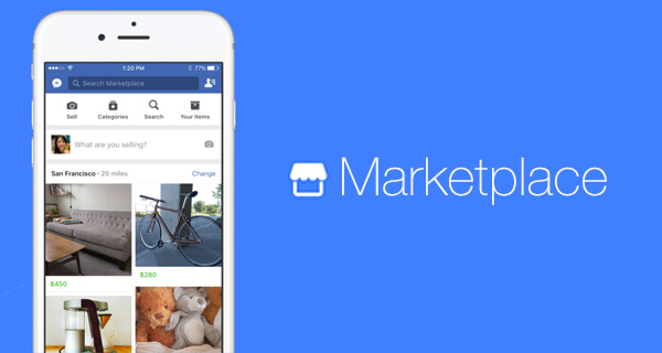Facebook lancia Marketplace in Italia