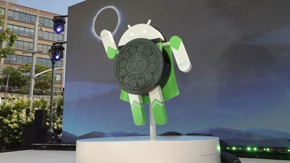 Google Oreo arriva a breve