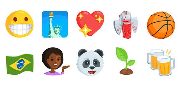 Messenger, arrivano i nuovi set di emoji su Android e iOS