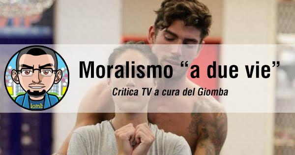 """Grande Fratello e il """"moralismo a due vie"""" degli italiani"""