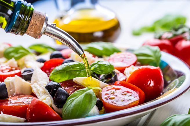 Ictus e dieta mediterranea