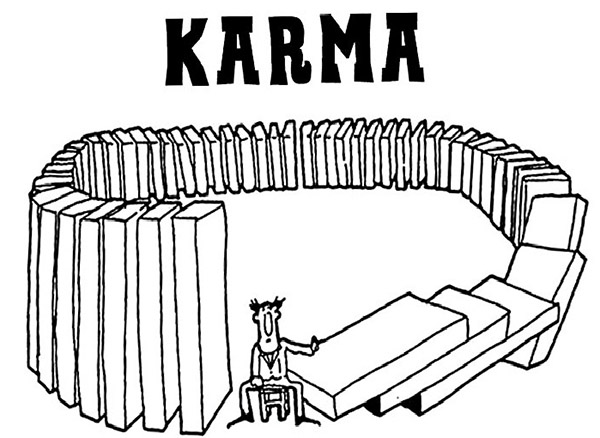 In attesa del Karma