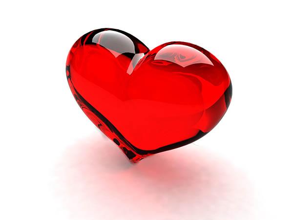 Il cuore di vetro