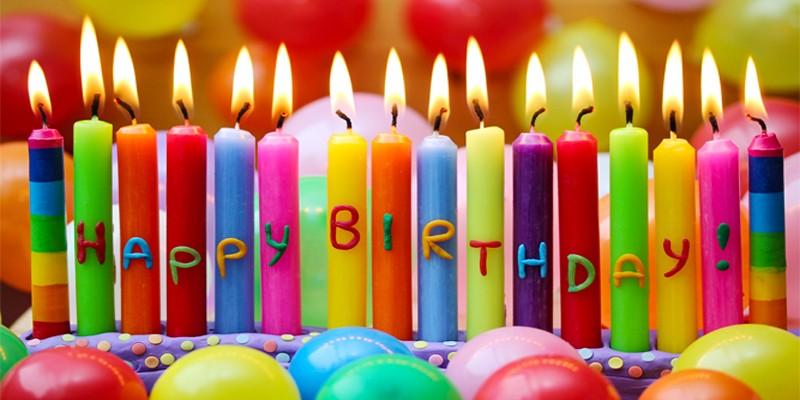 Il compleanno del Giomba E sono 31