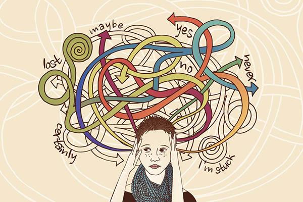 Il loop di pensieri e di rimuginazione che ti esaurisce
