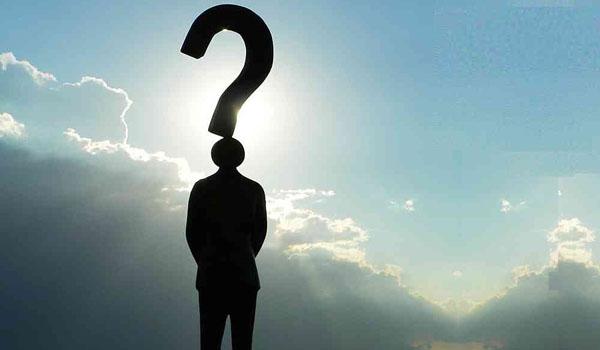Cerchiamo le risposte e non comprendiamo neppure le domande