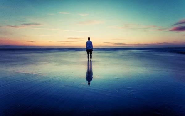 L'angosciante silenzio del vuoto, dentro e fuori