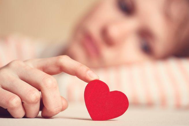 Rinunciare alla tranquillità del cuore