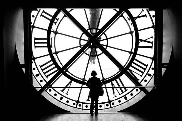 Il tempo e il suo misterioso scorrere