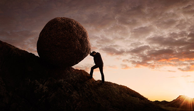 L arte di sconfiggere la solitudine più pesante
